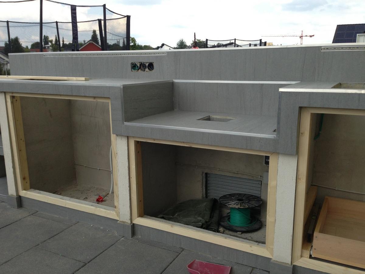 Türen Für Außenküchen : Landmann avalon umbau zur außenküche seite 2 grillforum und bbq