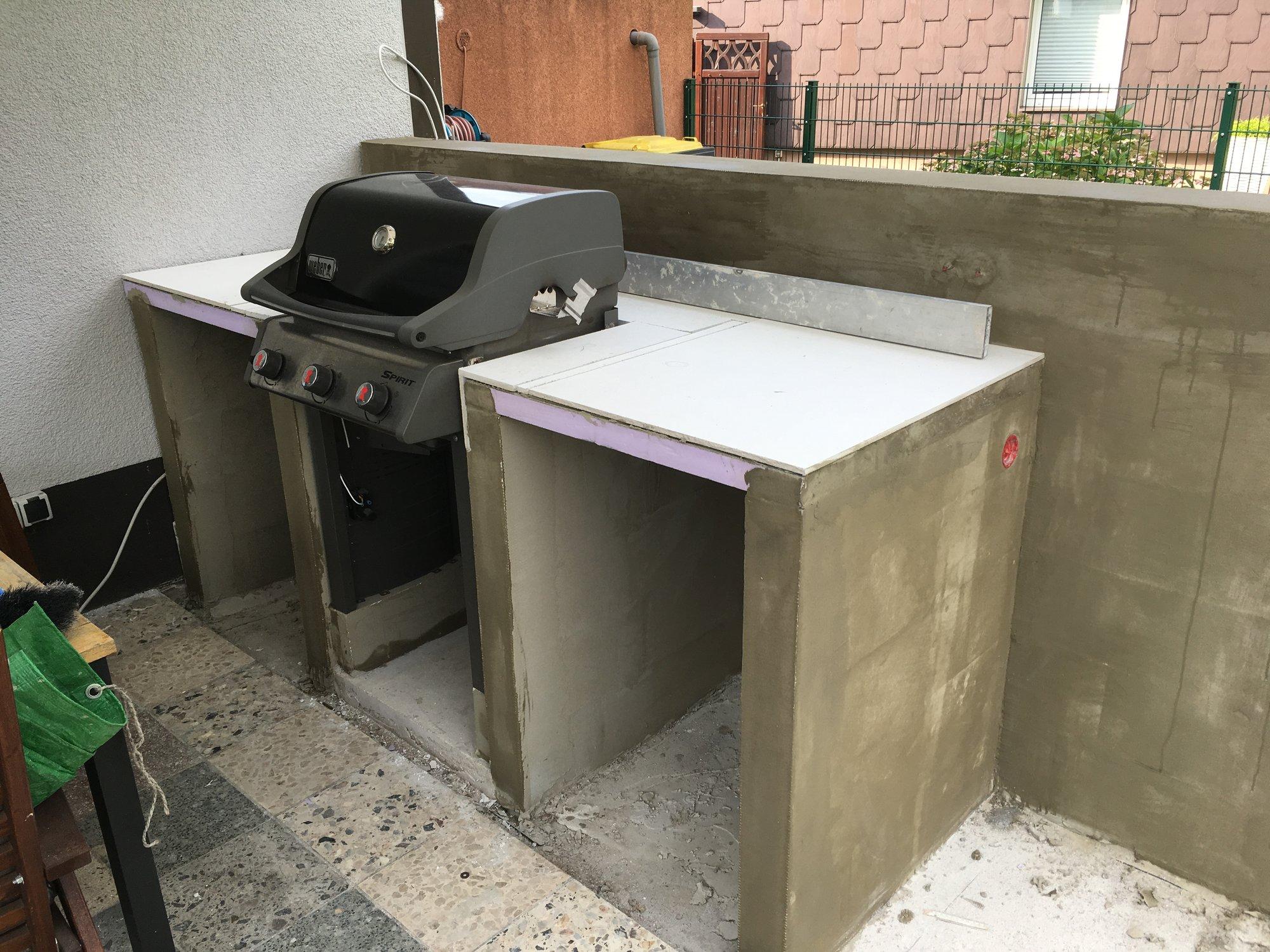 Tiba Outdoor Küchen : Outdoor küche selber bauen mobil. arbeitsplatte küche günstig
