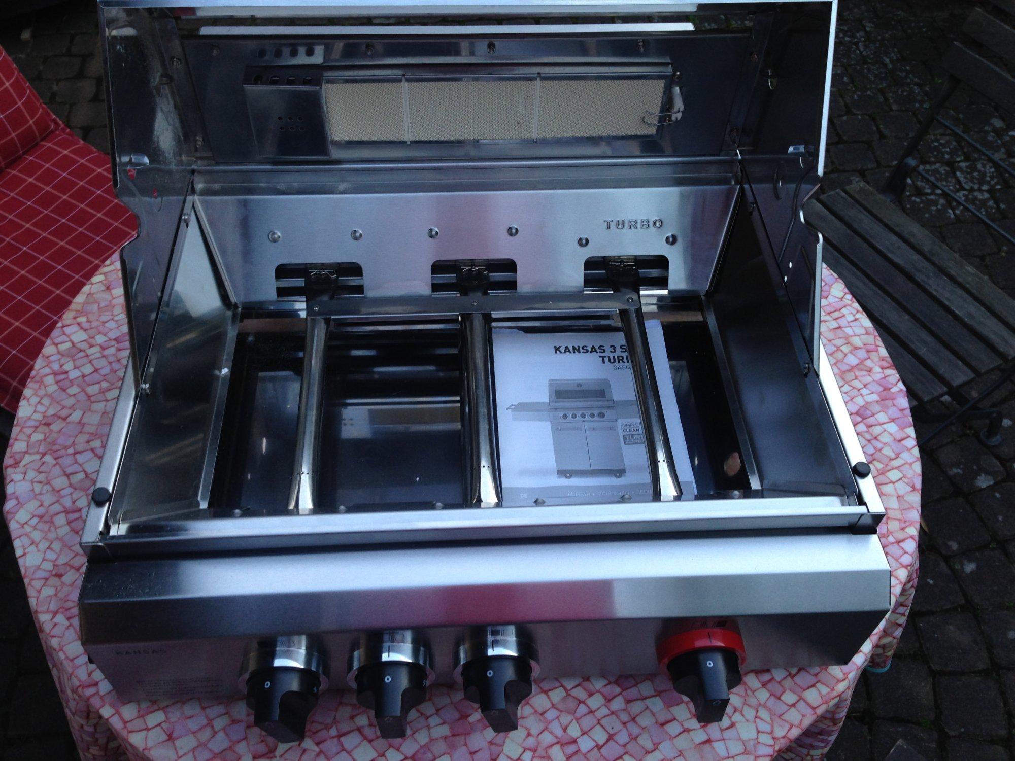 Outdoorküche Gas Ideal : Verkaufe enders kansas neu ideal für outdoorküche