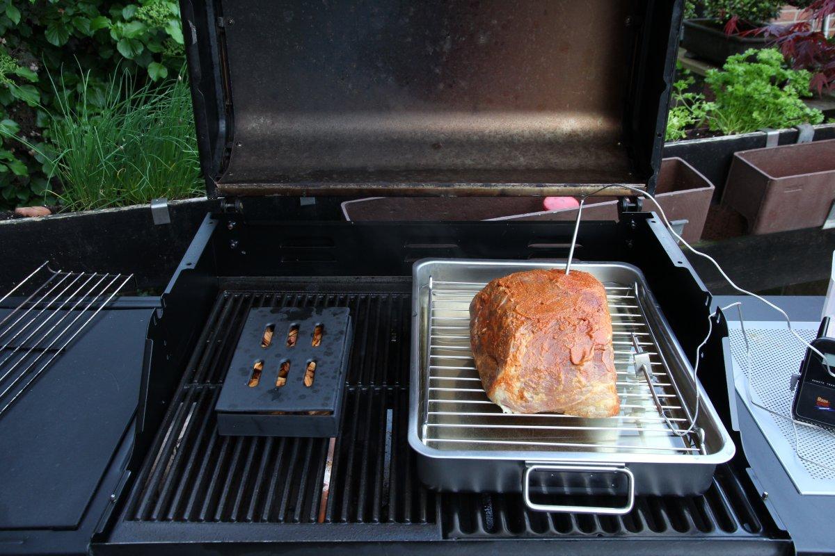 Pulled Pork Gasgrill Grillsportverein : Mein erstes pulled pork . grillforum und bbq www