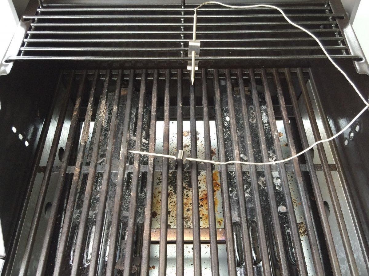 Drehspieß Für Gasgrill Jamie Oliver : Jamie oliver home gas grill gasflammen seite grillforum