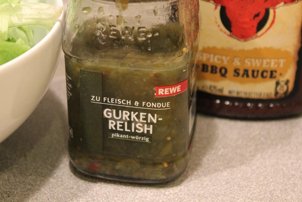 Gurken Relish Netto