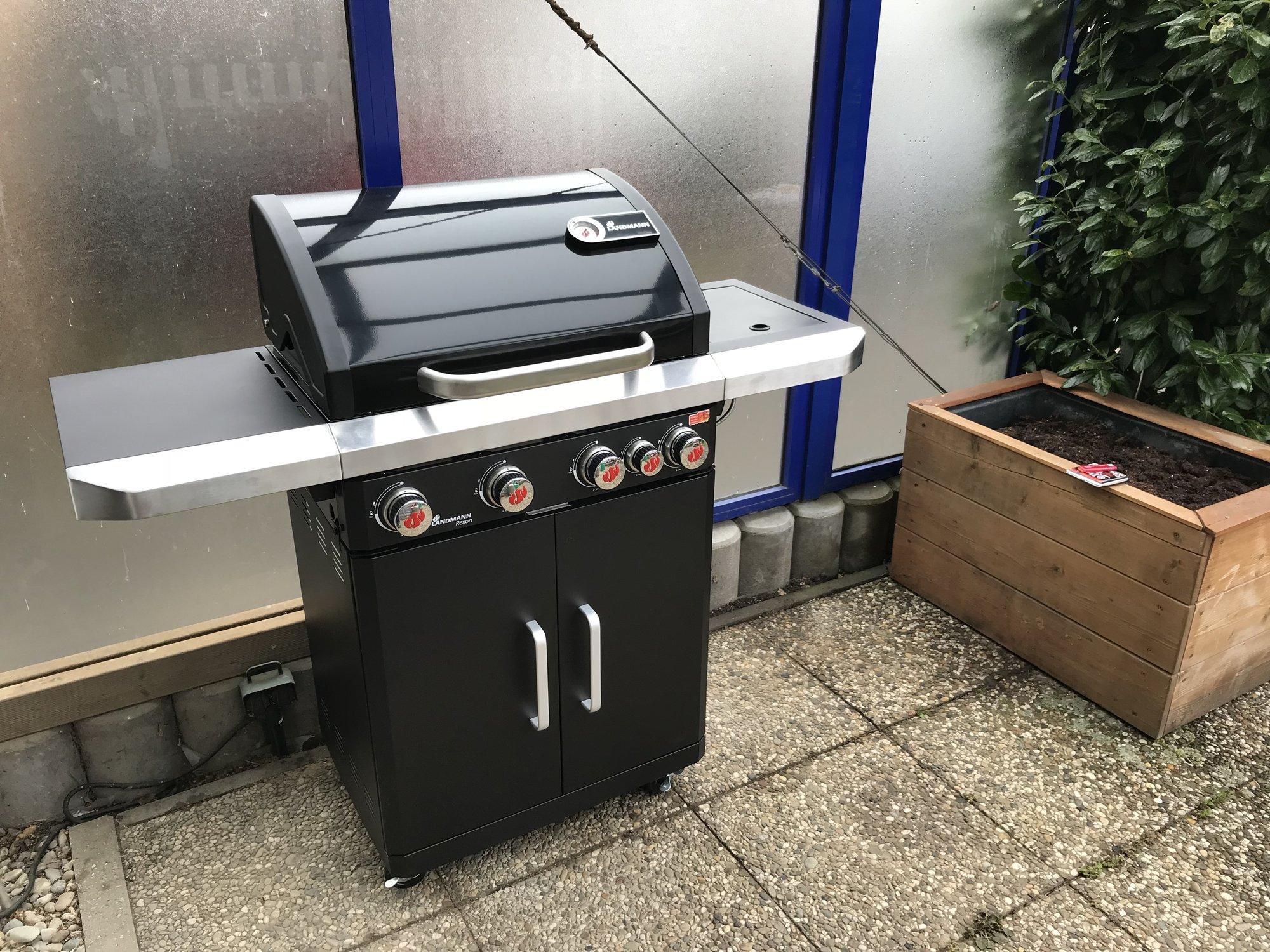 Landmann Gasgrill Frankfurt : Landmann gasgrillwagen br für u ac inkl versand