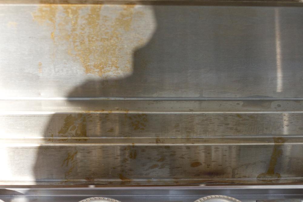 Turbo braune Flecken aber kein Rost | Grillforum und BBQ - www RA62