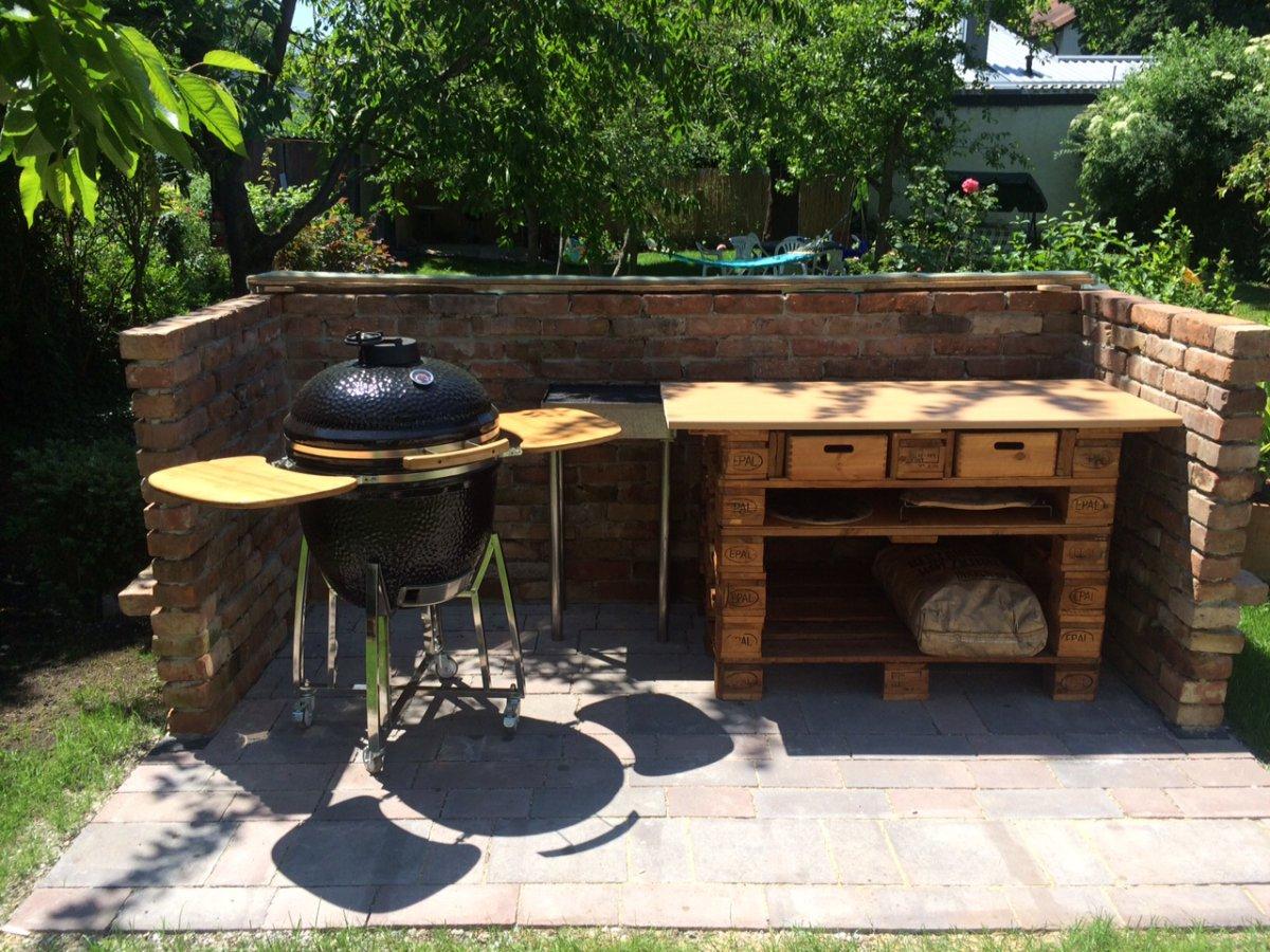 Grillplatz Ideen grillplatz ist fertig aber wie abdecken grillforum und bbq
