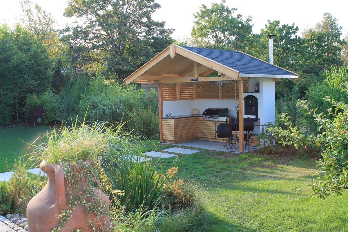 Outdoorküche Edelstahl Xl : Zeigt her eure outdoorküchen grillforum und bbq