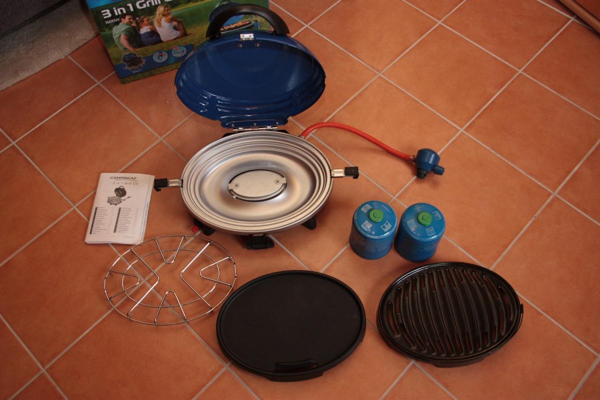 grillger t campigaz 3 in1 grill cv kleingrill f r unterwegs grillforum und bbq www. Black Bedroom Furniture Sets. Home Design Ideas
