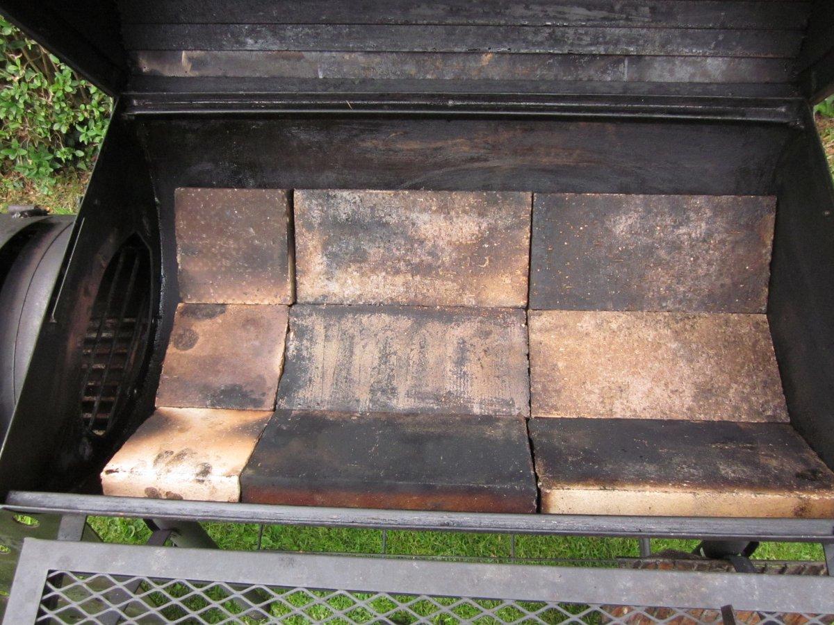 verkaufe bison bbq smoker chinab chse grillforum und bbq. Black Bedroom Furniture Sets. Home Design Ideas