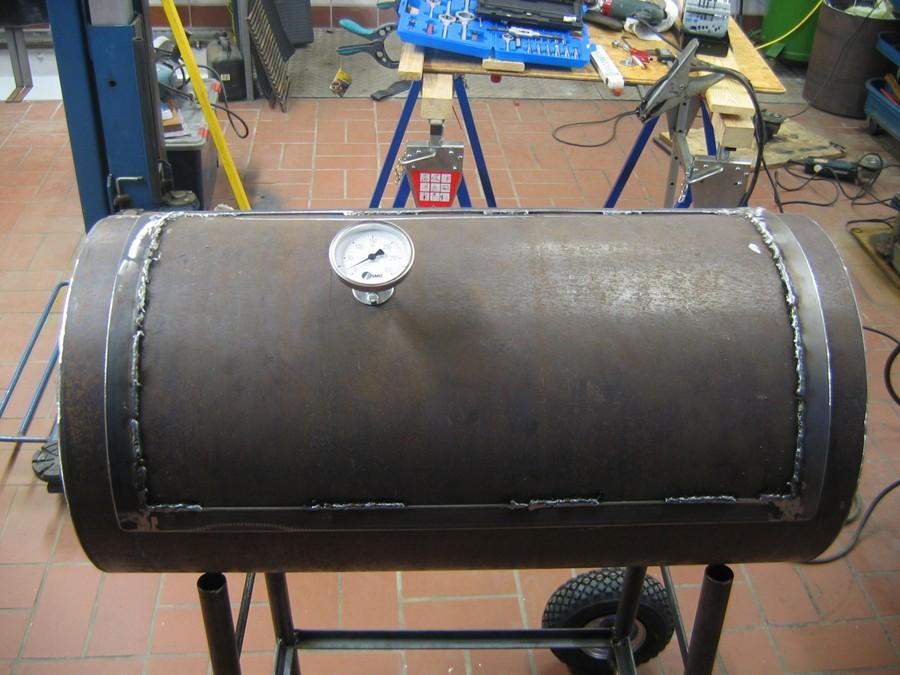 smoker made uf d r alb grillforum und bbq. Black Bedroom Furniture Sets. Home Design Ideas
