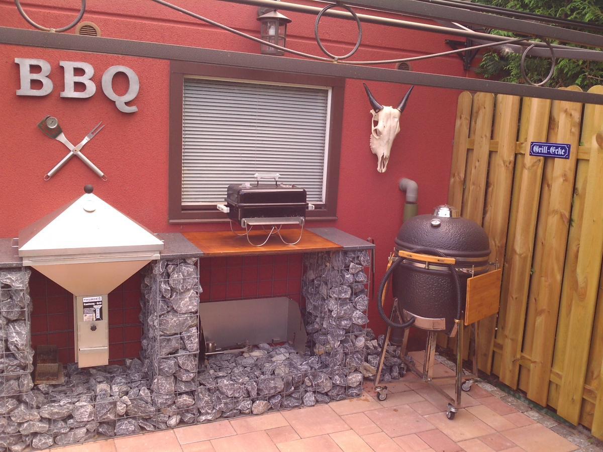 Outdoor Küche Grillsportverein : Wohnzimmerz: outdoor küche with outdoor küche: kochen im garten