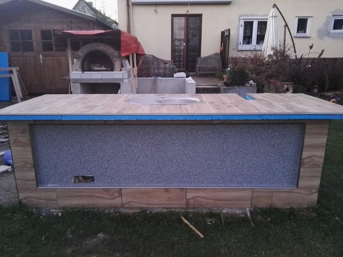 Outdoor Küche Grillsportverein : Outdoor küche selber bauen forum
