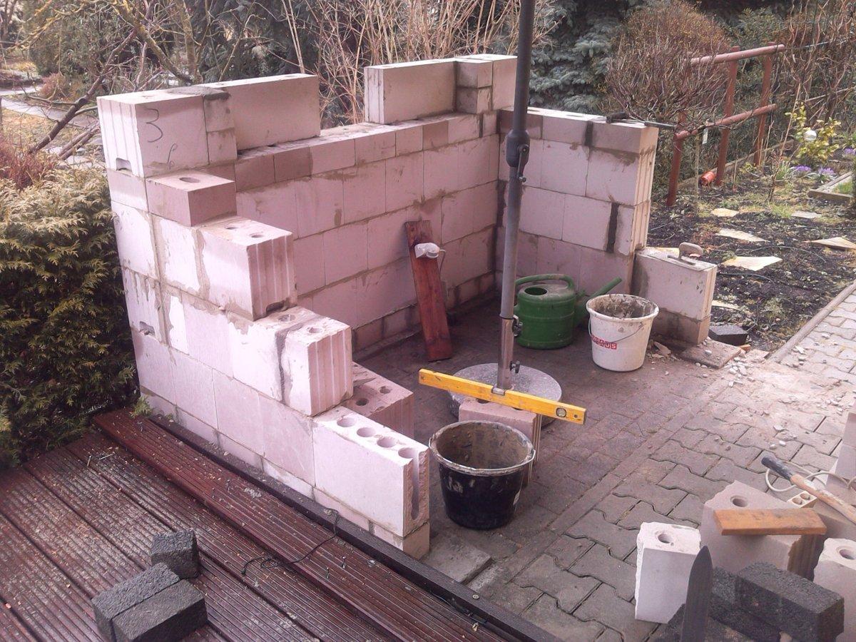 neue aussen k che wird f r lex485 gebaut seite 7 grillforum und bbq. Black Bedroom Furniture Sets. Home Design Ideas