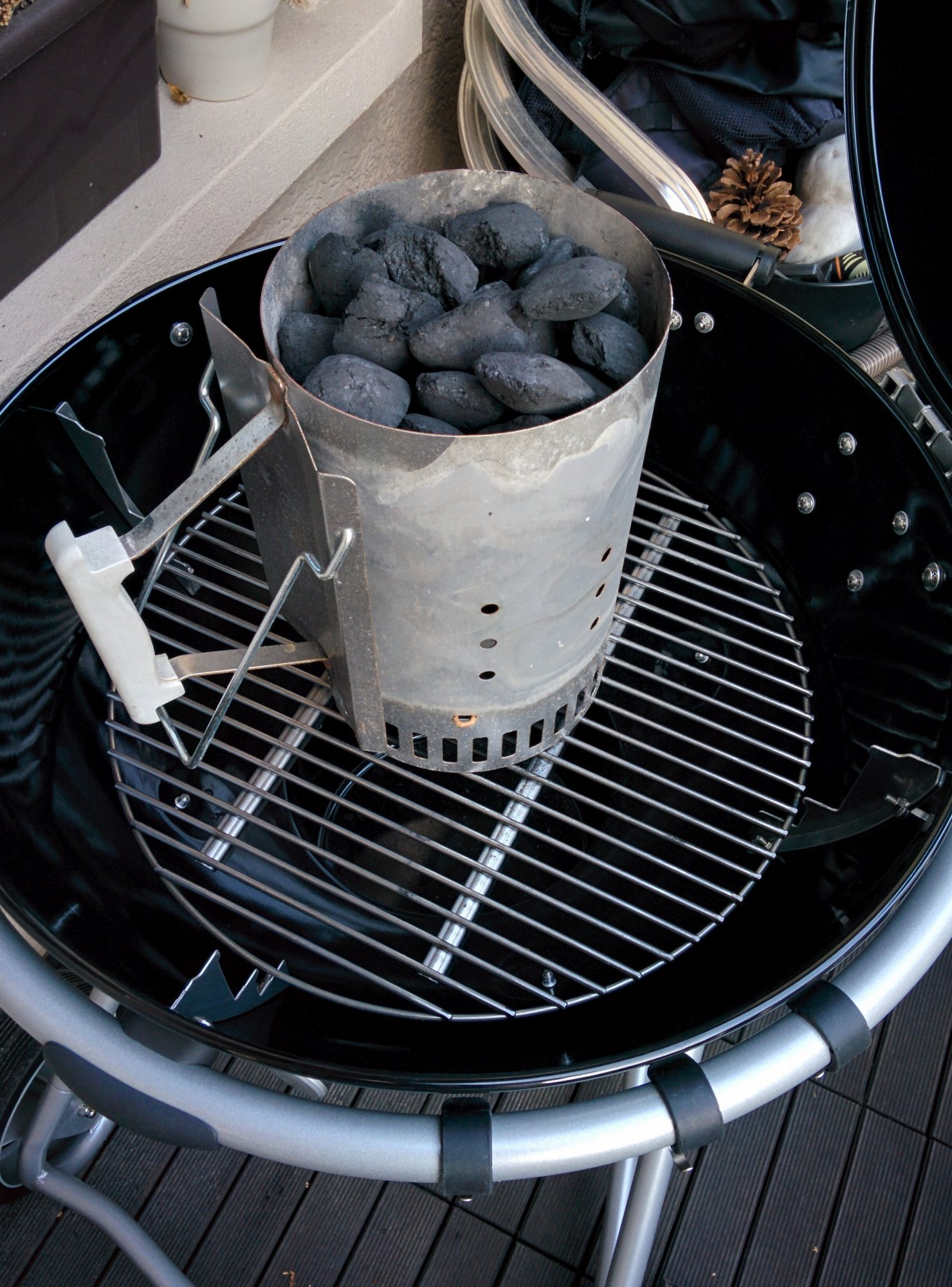 test roesle no 1 f60 air teil 2 praxistest fazit grillforum und bbq www. Black Bedroom Furniture Sets. Home Design Ideas