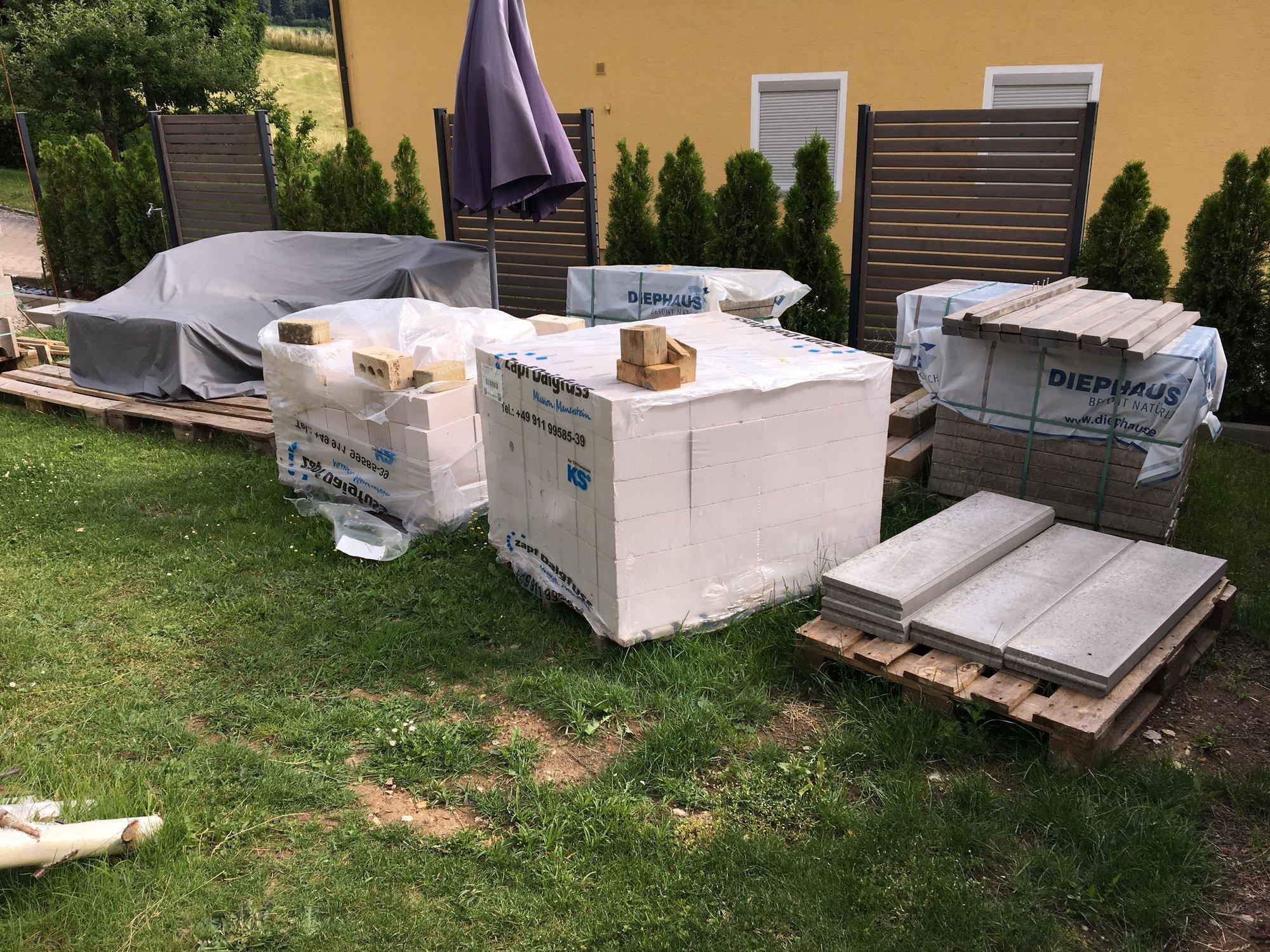 Outdoorküche Weber Xl : Fux´s outdoorküchen terassen projekt  grillforum und