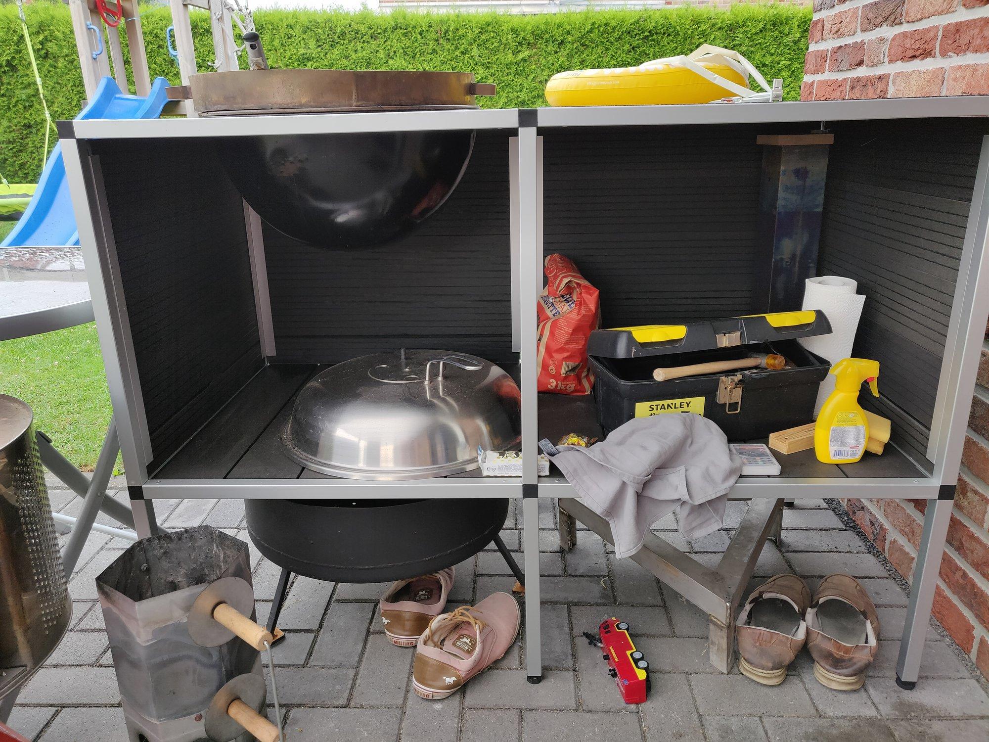 Outdoor Küche Dancook : Outdoor küche dancook dancook outdoor küche dancook holzkohle