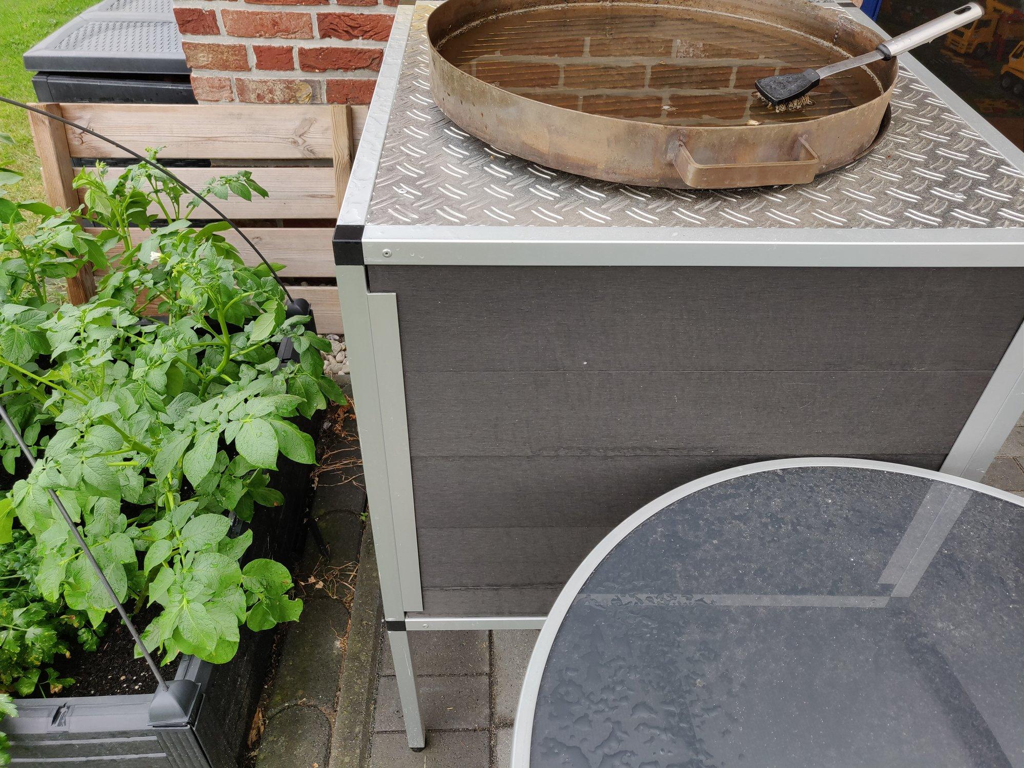 Outdoor Küche Dancook : Outdoor küche von dancook kleine fliegen küche beseitigen ikea