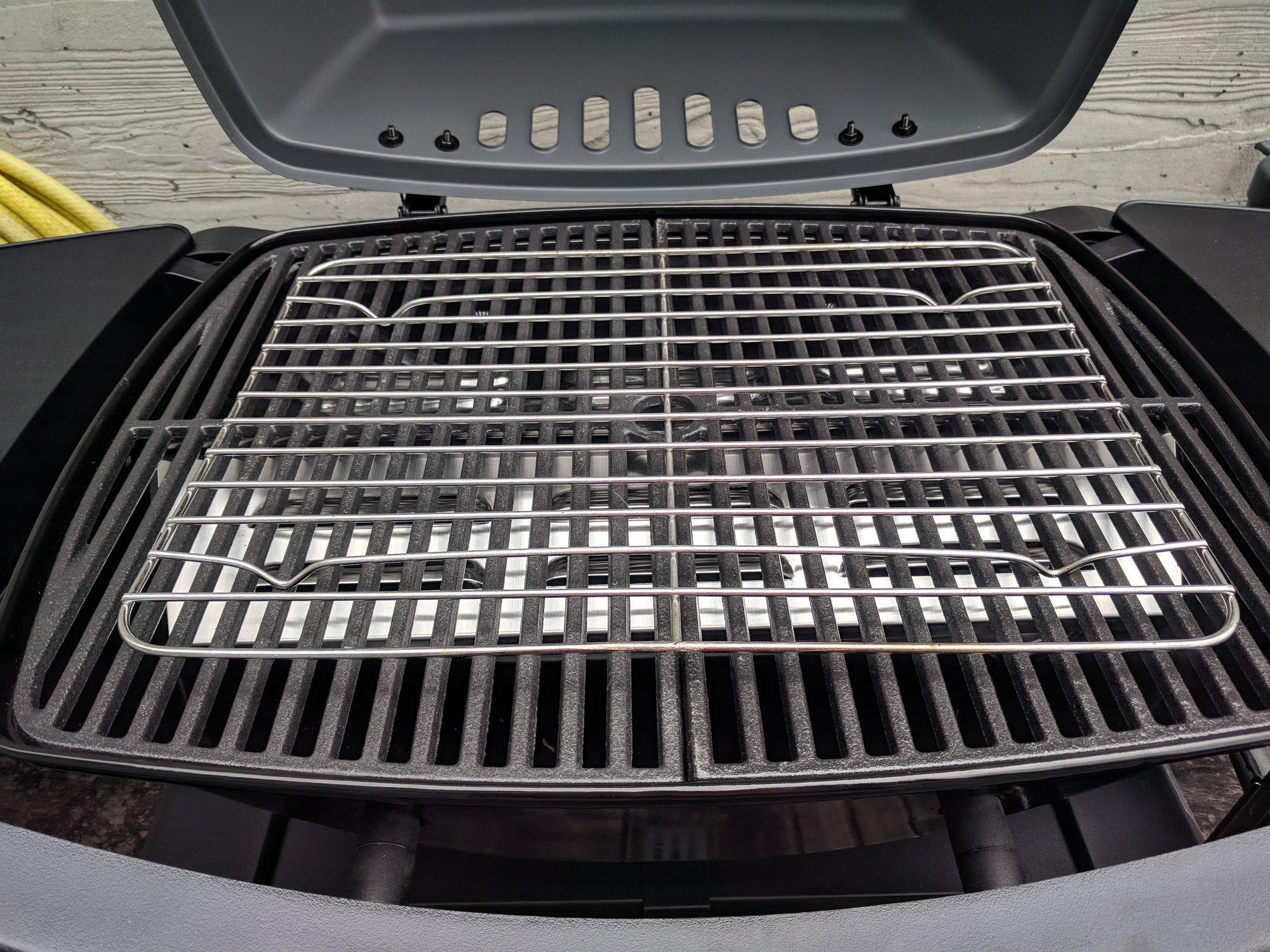 Tepro Toronto Holzkohlegrill Einbrennen : Fragen zum einbrennen meines neuen grills grillforum und bbq