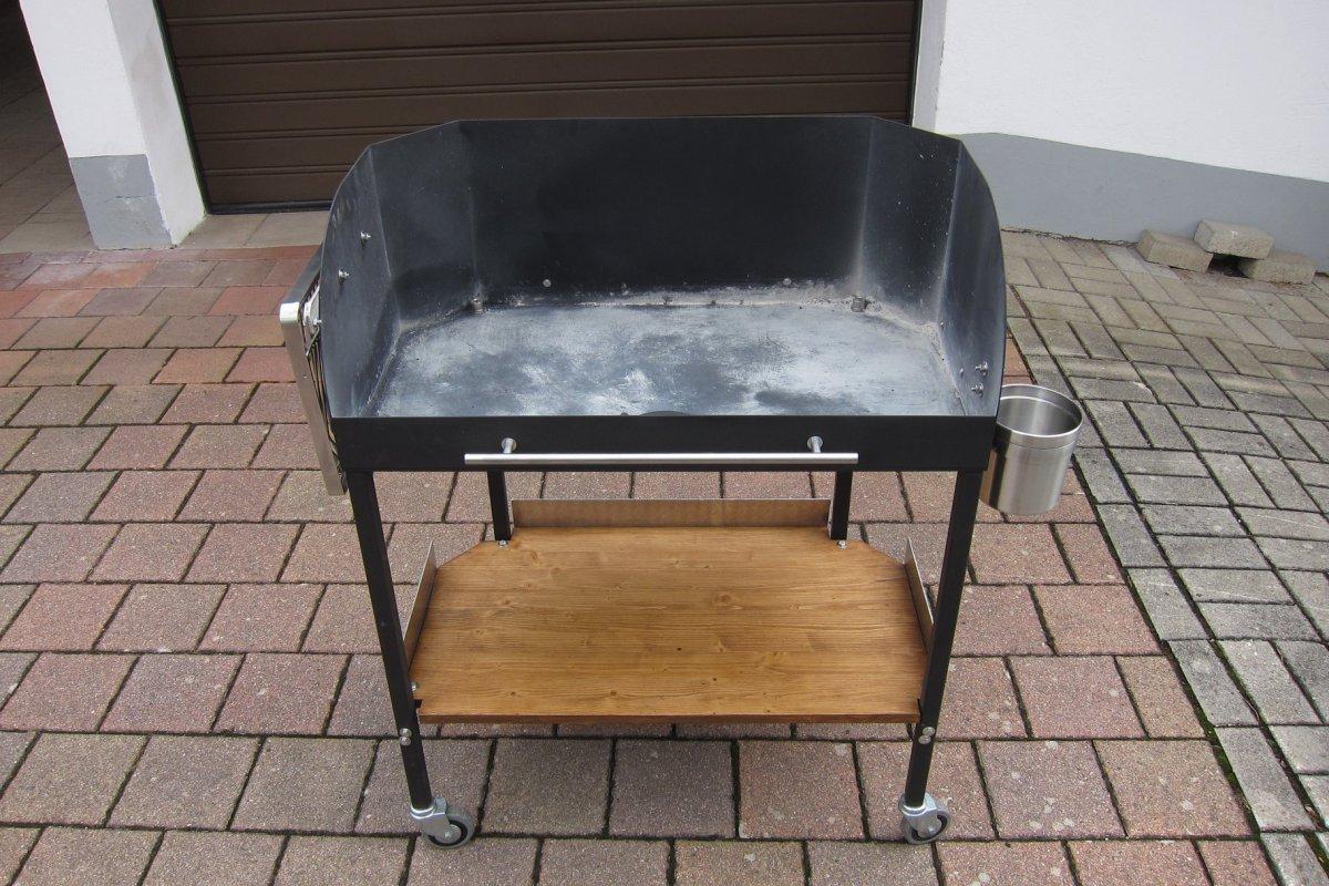 do tisch gepimpt grillforum und bbq www. Black Bedroom Furniture Sets. Home Design Ideas