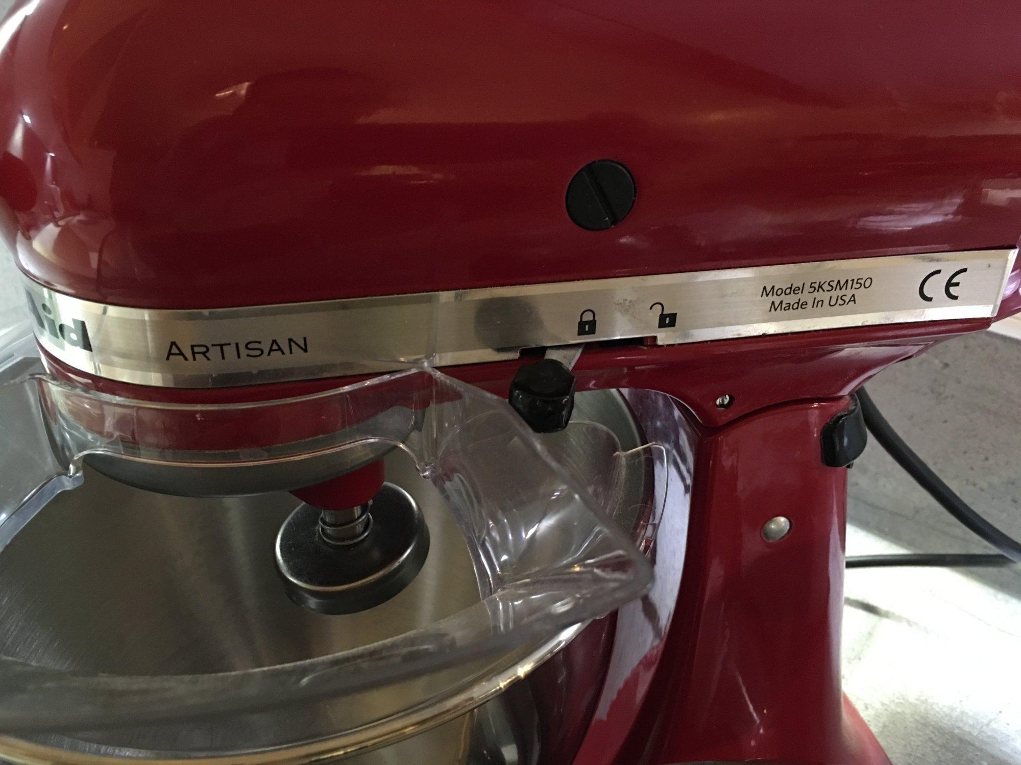 Verkaufe] - KitchenAid Artisan Küchenmaschine und KitchenAid Artisan ...