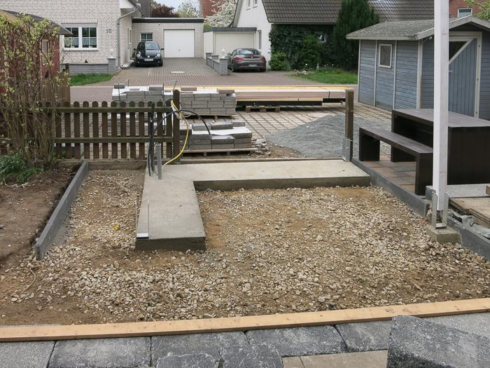 outdoor k che grill pavillon grillforum und bbq. Black Bedroom Furniture Sets. Home Design Ideas