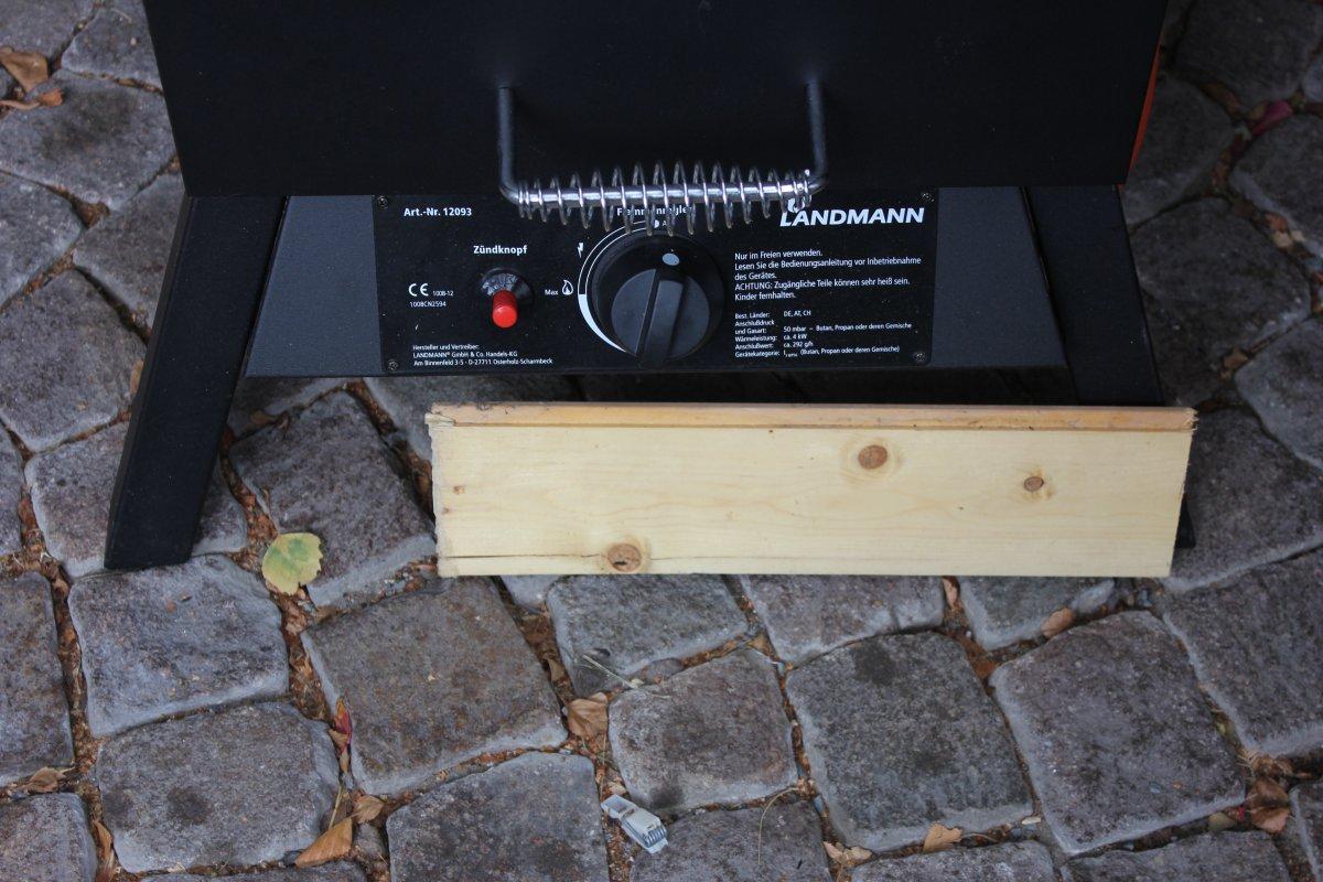 Landmann Gasgrill Inbetriebnahme : Temperaturprobleme beim landmann grillforum und bbq
