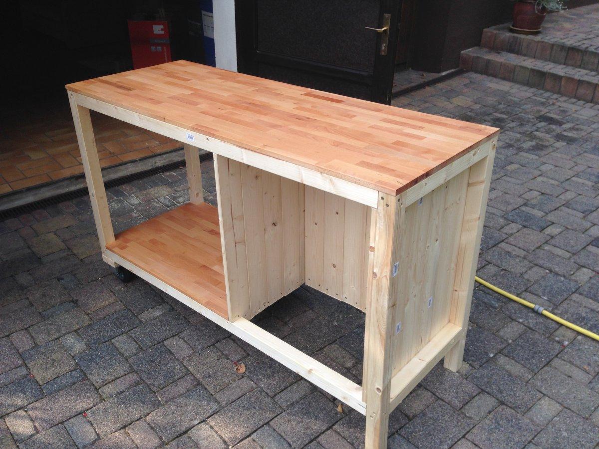 Outdoor Küchen Holz : Outdoor küche holz edelstahl weiße arbeitsplatte küche ikea