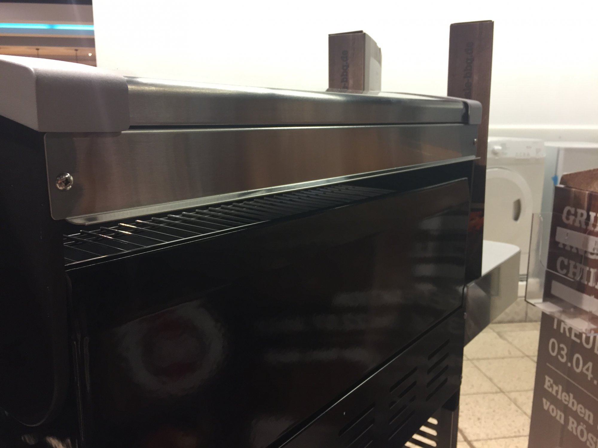 Rösle Gasgrill G3 Edeka : Rösle bbq station gourmet g edelstahl für gasgrillanfängerin