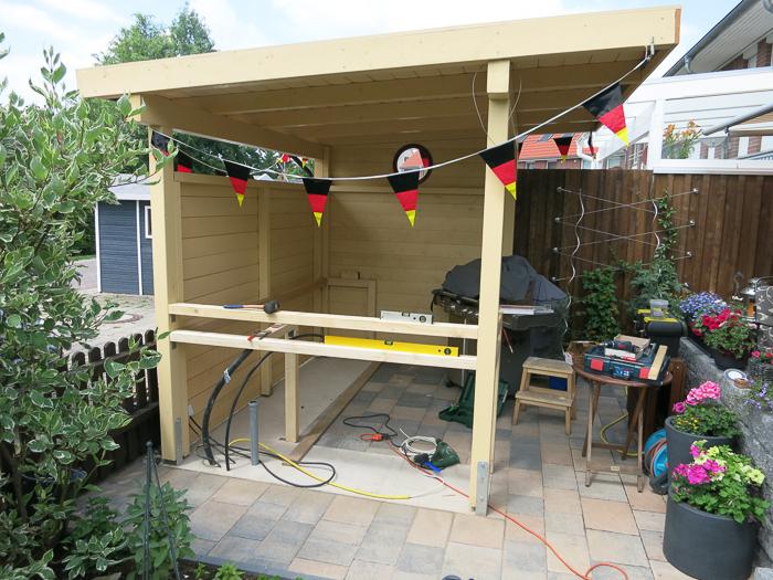 outdoor k che grill pavillon seite 3 grillforum und bbq. Black Bedroom Furniture Sets. Home Design Ideas