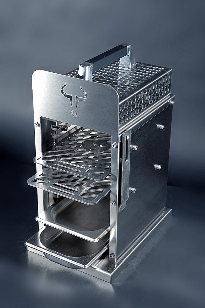 verkauft bausatz f r stierkopfgrill 900 grad grillforum und bbq. Black Bedroom Furniture Sets. Home Design Ideas