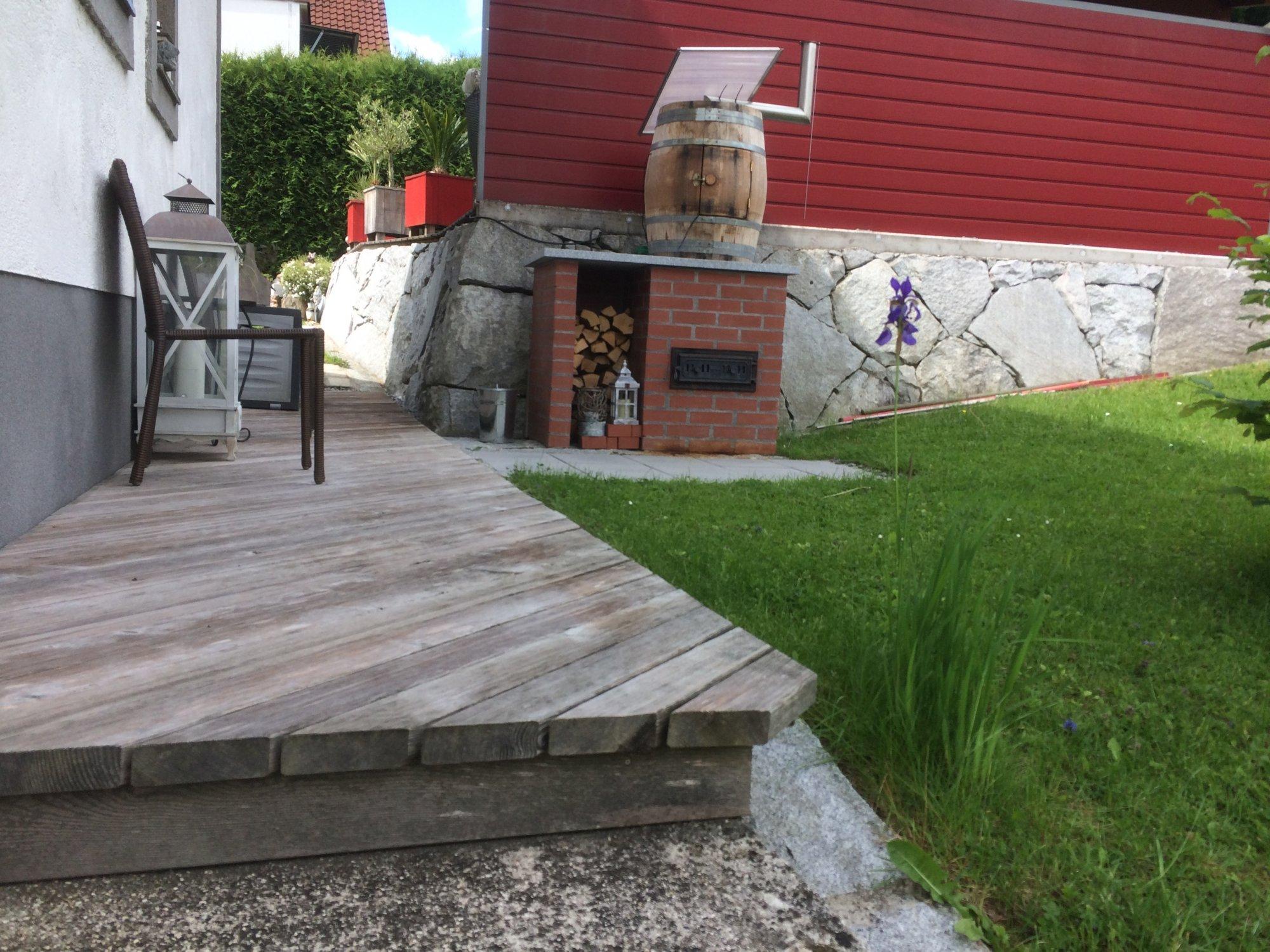 Outdoor Küche Edelstahl Xl : Outdoorküche von wwoo ein perfekter ort zum entspannen