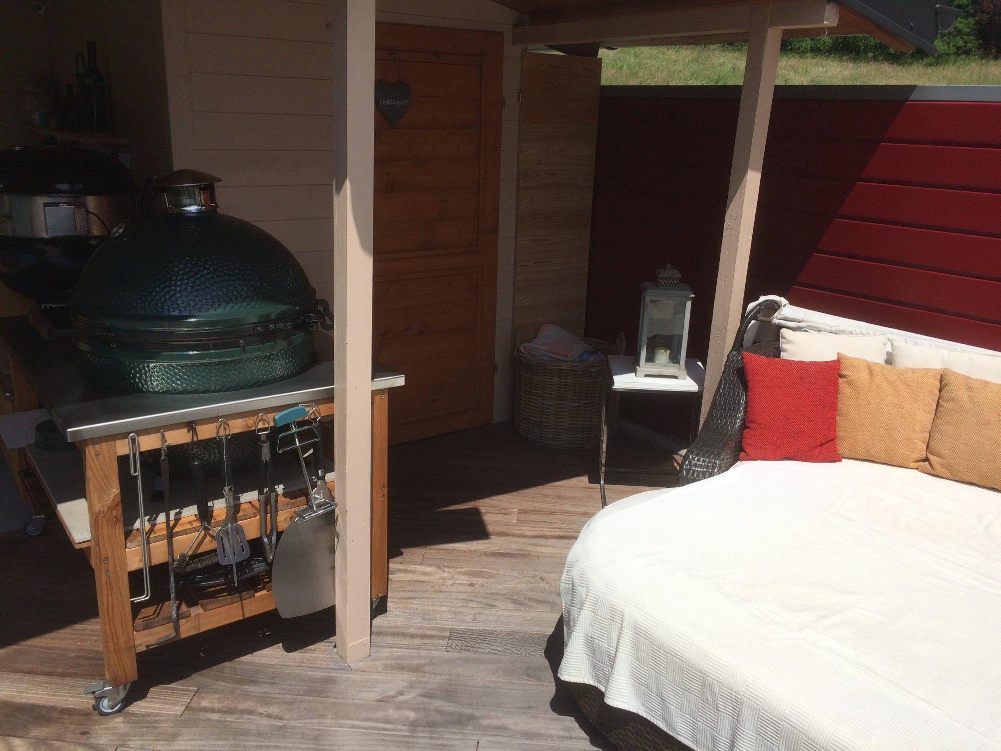 Outdoor Küche Steinmauer : Bildersammlung outdoor küchen grillforum und bbq