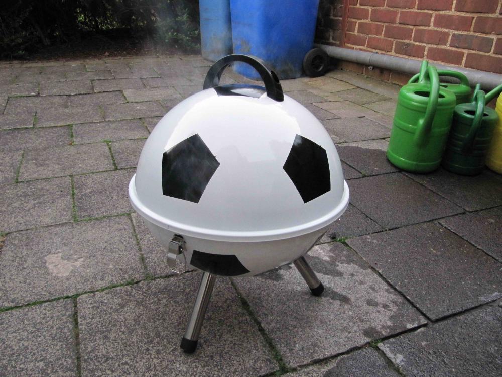 fussball grill