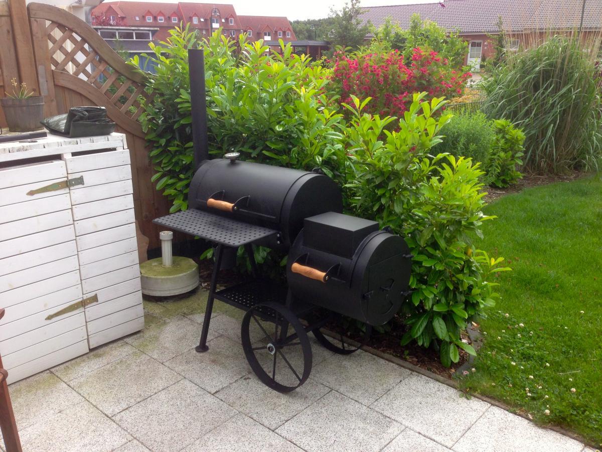 smoker einbrennen grillforum und bbq www. Black Bedroom Furniture Sets. Home Design Ideas