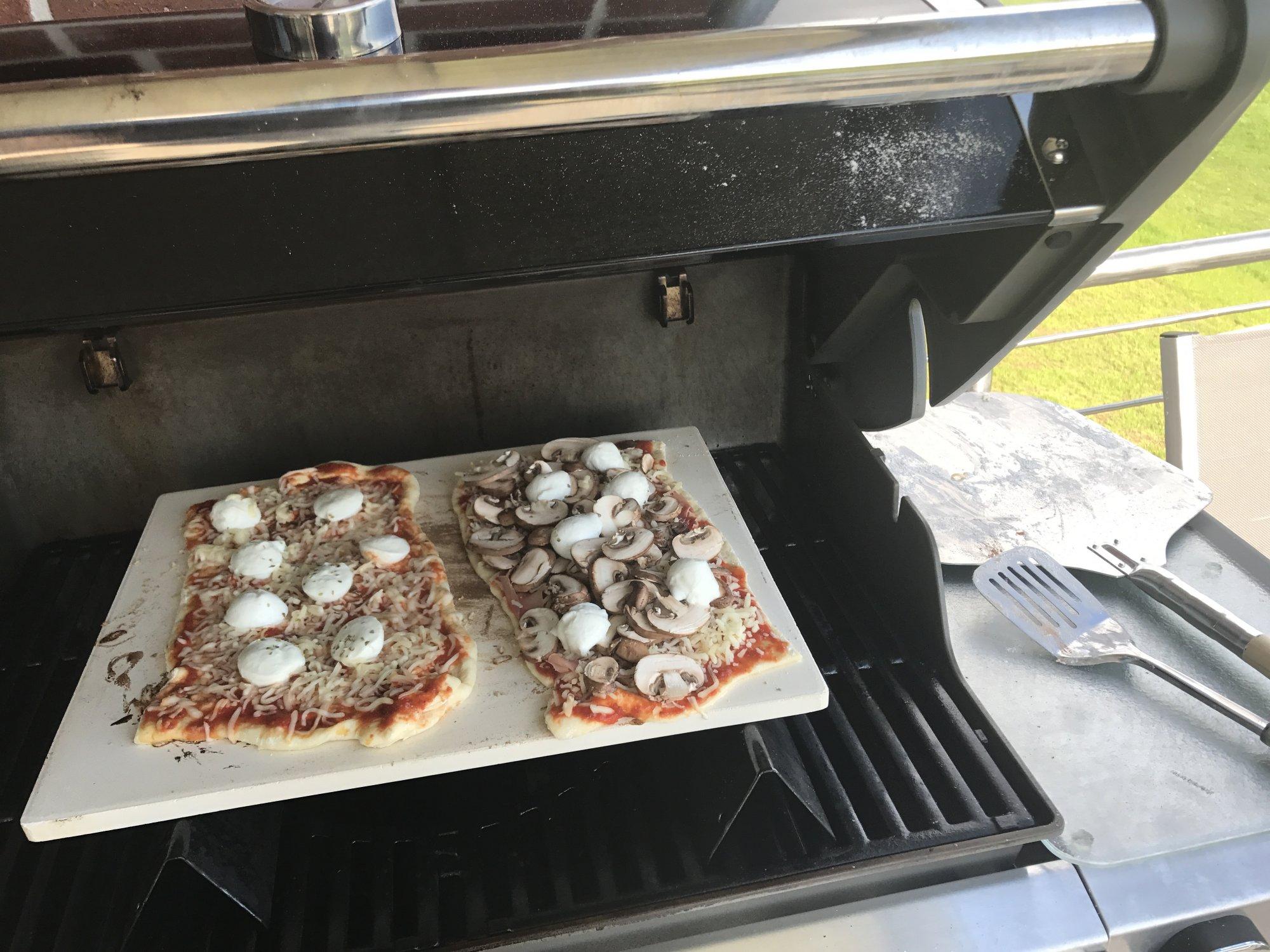 Pizzastein Für Gasgrill Landmann : Pizzastein grill die top der pizzastein grills in unserem