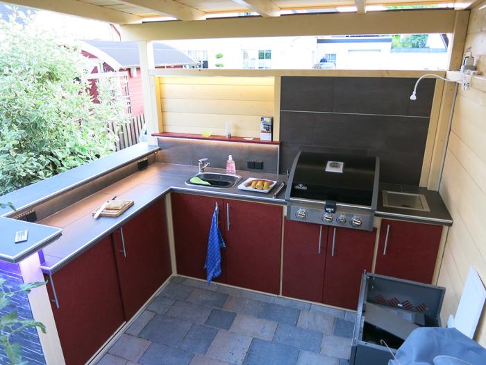 Outdoor Küche Grillsportverein : Outdoor küche grill pavillon seite grillforum und bbq