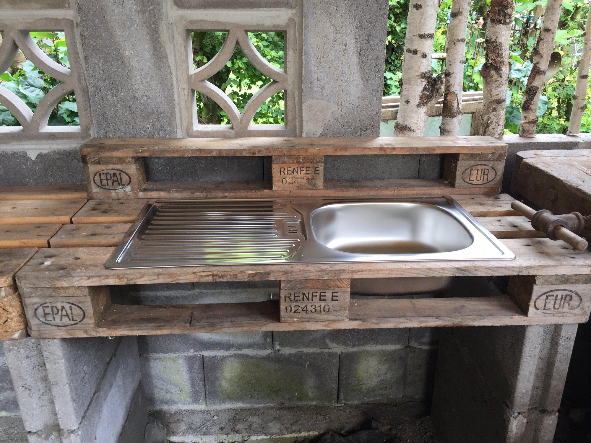 Gasgrill In Outdoor Küche Integrieren : Outdoor küche coburger land grillforum und bbq www