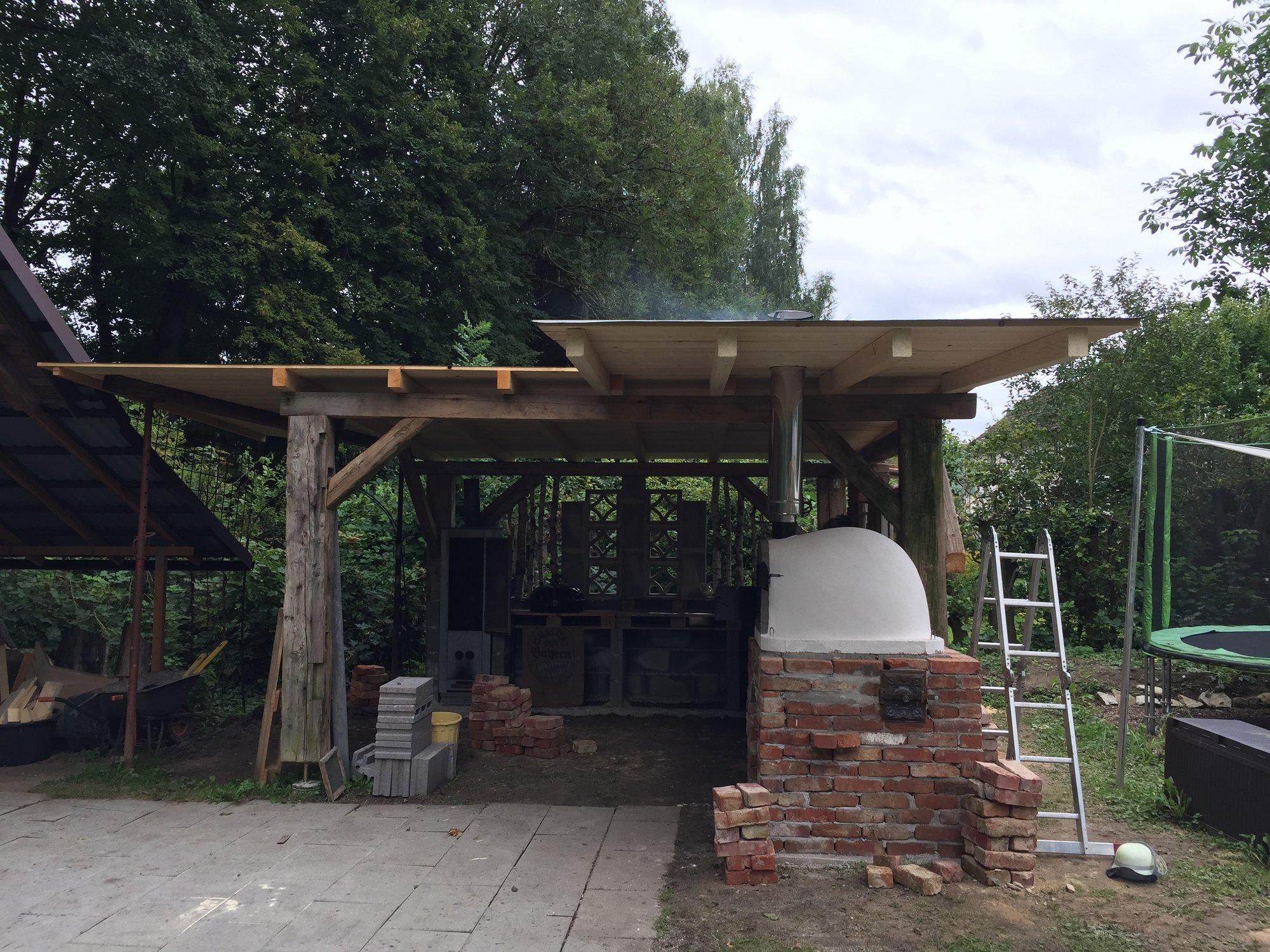 Weber Outdoor Küche Bauen : Nach dem hausbau fange ich mal an mir eine outdoorküche zu bauen
