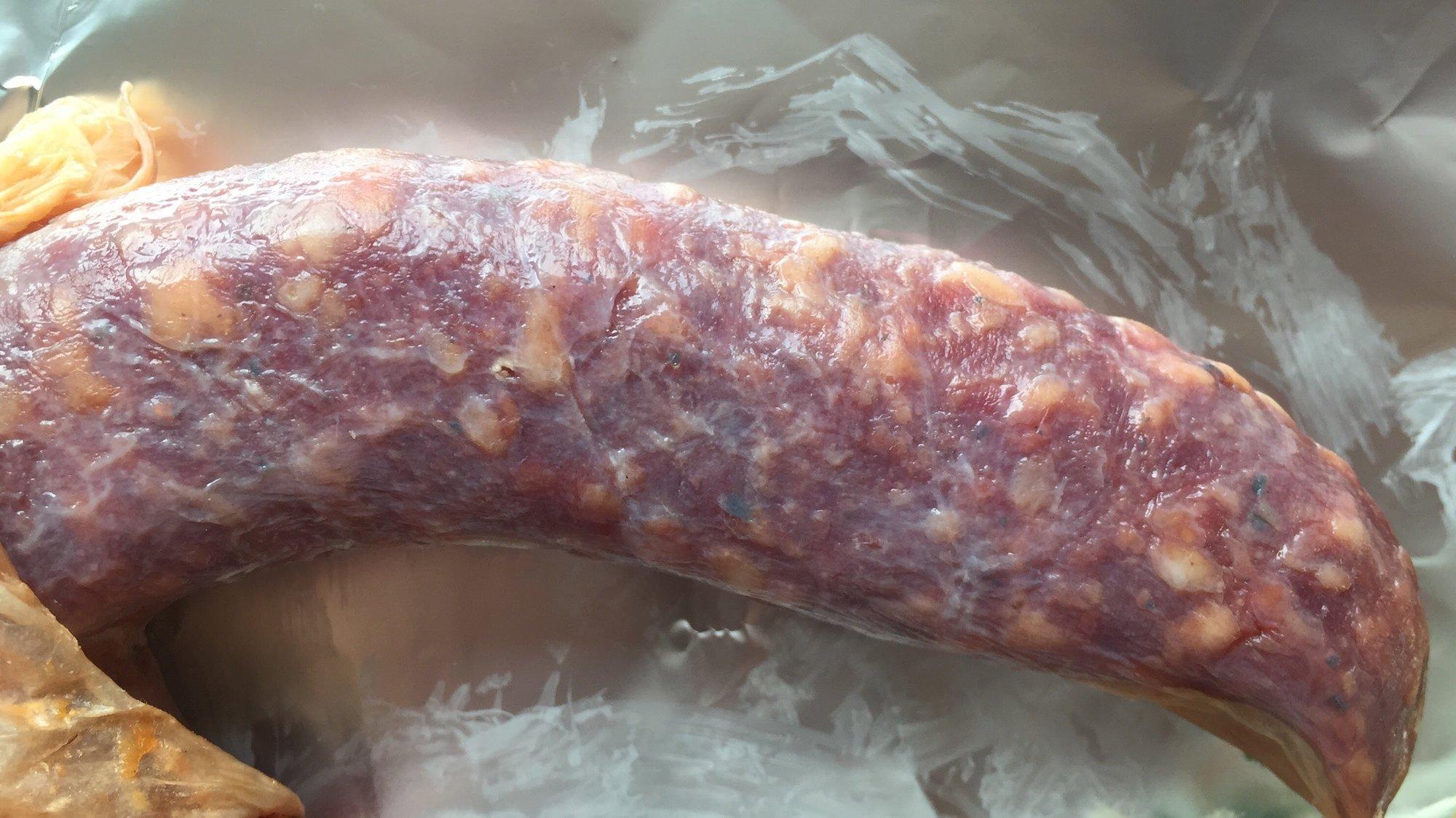 Weißer Belag auf Chorizo | Seite 2 | Grillforum und BBQ