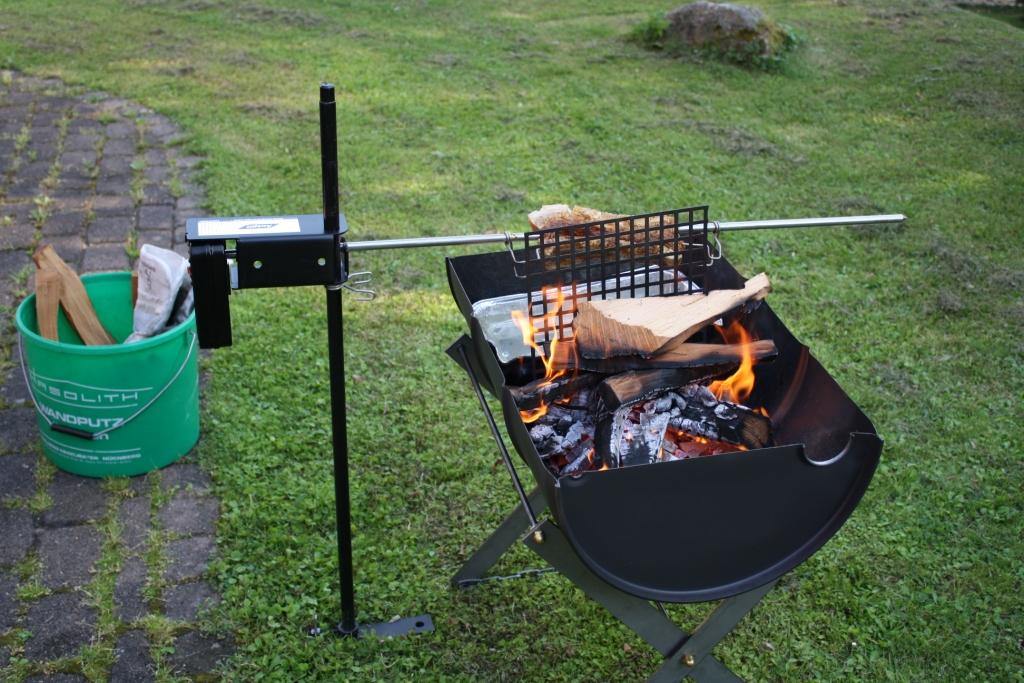 feuerstelle f r den auspit grillforum und bbq www. Black Bedroom Furniture Sets. Home Design Ideas
