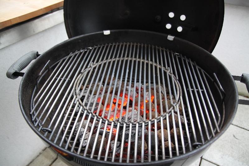 Weber Elektrogrill Rost Reinigen : Grillrost reinigen mit alufolie seite grillforum und bbq