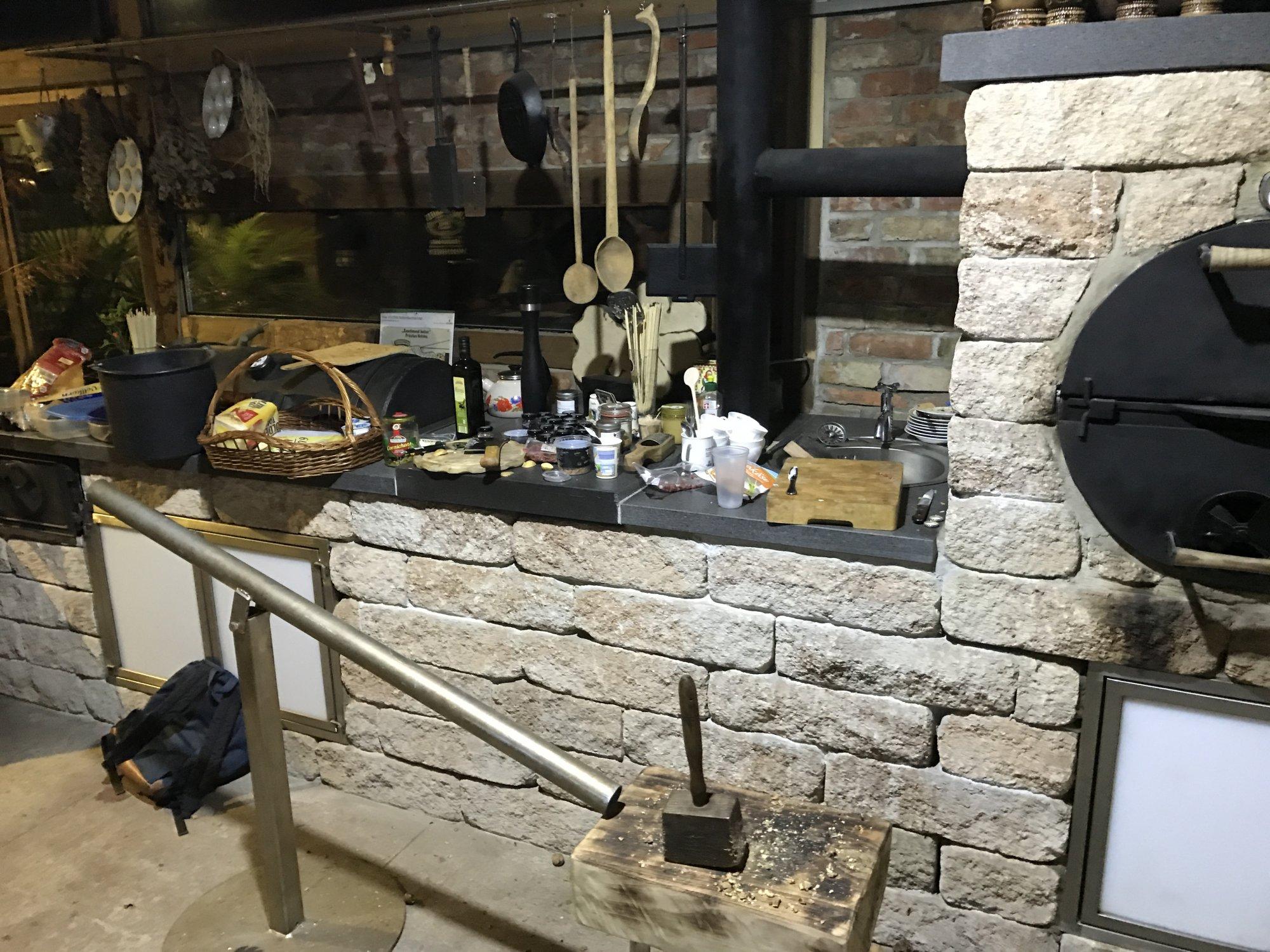 Outdoorküche Stein Xl : Outdoorküche planen tipps rund um den freiluft kochplatz mein