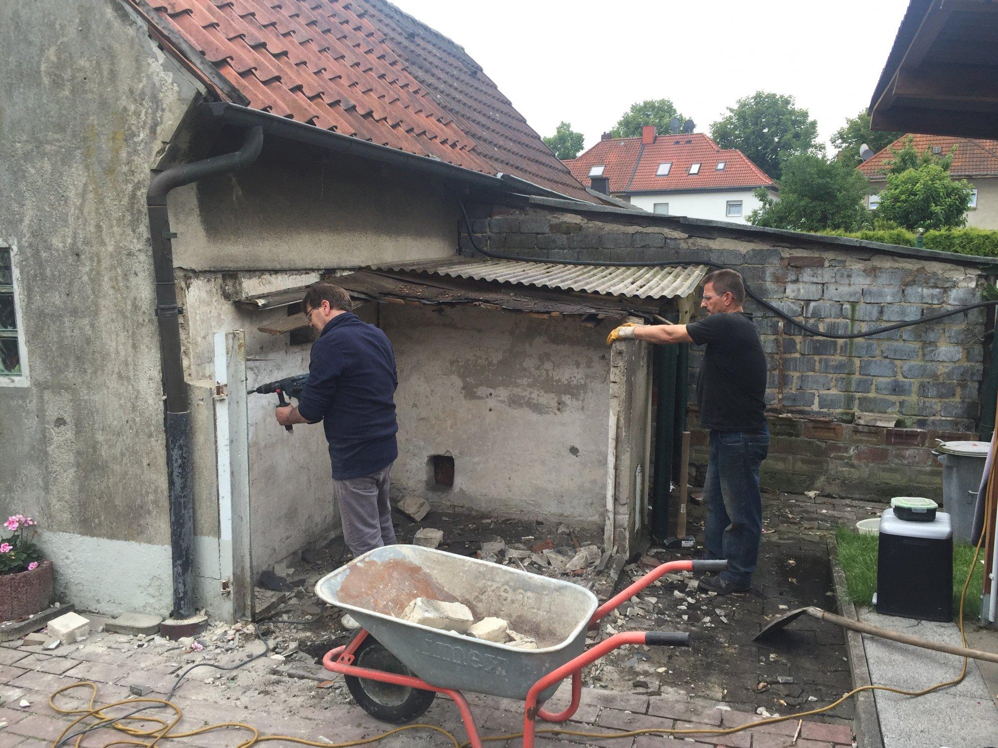 Außenküche Mit Xl : Projekt: außenküche 2016 2017 grillforum und bbq www