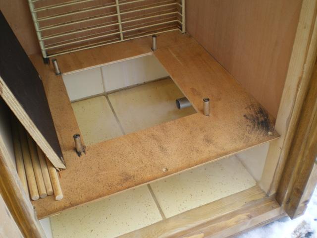 mein neuer kaltr ucherschrank grillforum und bbq www. Black Bedroom Furniture Sets. Home Design Ideas