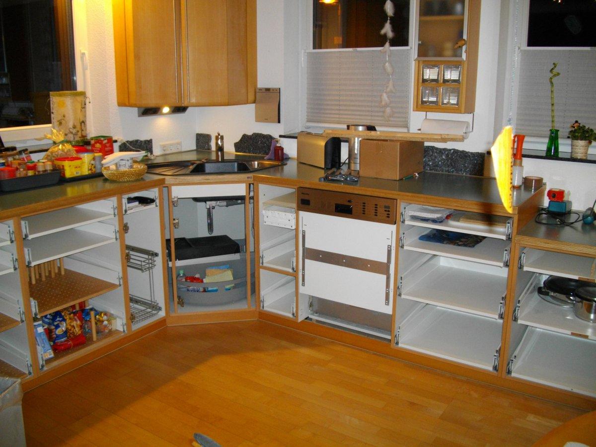 meine k che ist auch fertig grillforum und bbq www. Black Bedroom Furniture Sets. Home Design Ideas