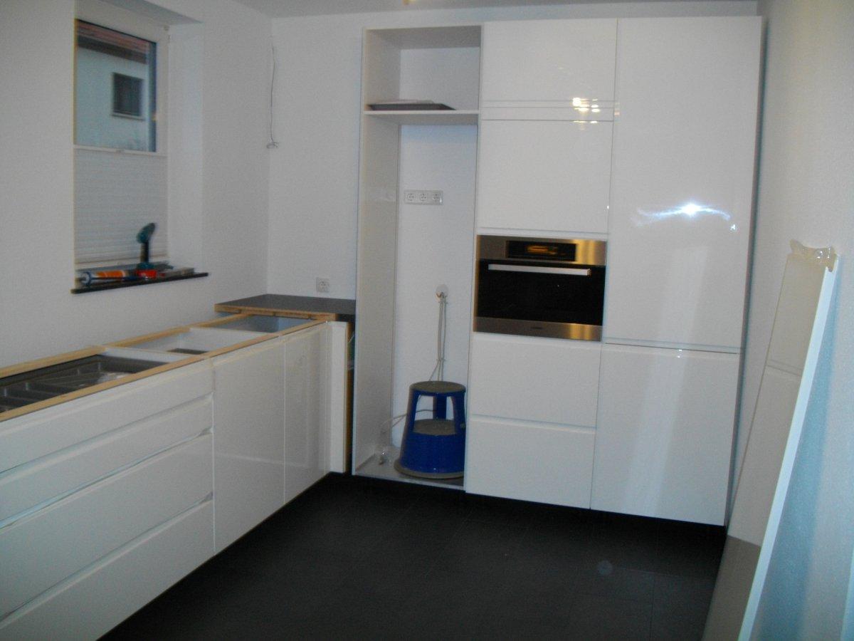 meine k che ist auch fertig grillforum und bbq. Black Bedroom Furniture Sets. Home Design Ideas