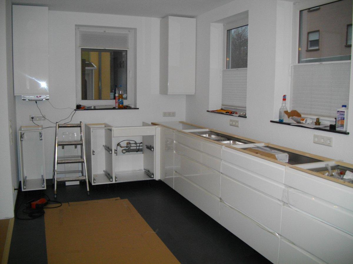 Meine kuche ist auch fertig grillforum und bbq www for Rolltisch küche