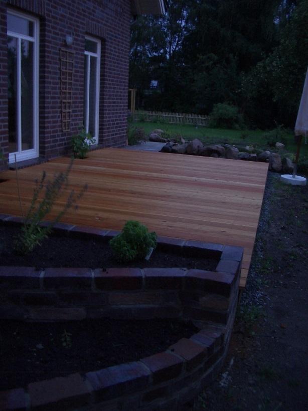 fundament f r terrasse grillforum und bbq www. Black Bedroom Furniture Sets. Home Design Ideas