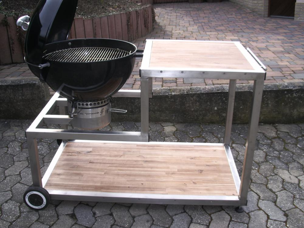 57er otg grillstation grillforum und bbq www. Black Bedroom Furniture Sets. Home Design Ideas