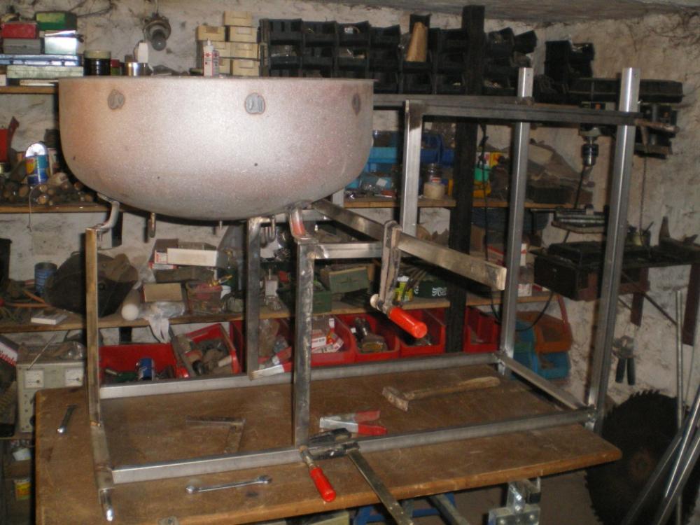 kugelgrill selbst gebaut seite 2 grillforum und bbq. Black Bedroom Furniture Sets. Home Design Ideas