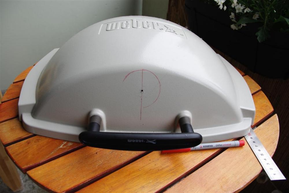 Weber Holzkohlegrill Thermometer Nachrüsten : Deckelthermometer zum nachrüsten aus der bucht top! grillforum